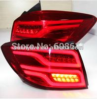 2009-2014 year Hatchback Cruze LED Taillights Rear Light for Ben-Z Style
