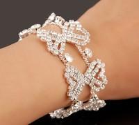 Diamond jewelry bracelet Wedding accessories bride bracelet Wedding gift SP - T - 214