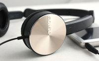 DHL Free shipping hIgh quality  Somic MH423 3.5mm Stereo Foldable Earphones DJ Music earphone