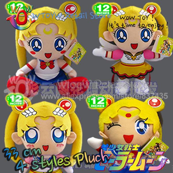 Плюшевая игрушка Sailor moon 2 /33 4 boneca pelucia brinquedos xbox