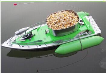 Livraison gratuite rc mini télécommande 200m appâts bateau de pêche bateau trouveur de poissons de pêche leurre 5 bateaux 7 l'heure,