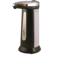 Automatic Touch Free Soap Sanitizer Lotion dispensador 400ML Infrared Handsfree liquid soap dispenser