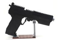 Ausini Gun Series Desert Eagle Building Blocks Sets Educational Construction Bricks Toys for Children Compatible Free Shipping