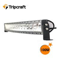 High Quality 12v Led Offroad Driving Light 9-30v 20'' 100W Led Light Bars for 4x4 Trucks,forklift truck 4PCS/LOT for Promotion