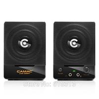 CAMAC CMK-838N USB Power Portable Speaker for PC / Laptop - Black