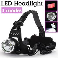 1600 Lumens Ultrahelle CREE XM-L XML T6 LED Stirnlampe Kopflampe Headlamp Alumin