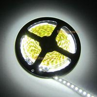 Super Bright 2835 LED Strip White  Flex SMD Light Lamp 5M 600Leds non-waterproof