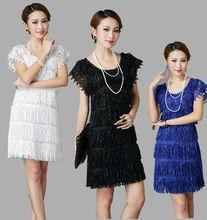 popular tassel dress