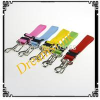 1 pcs Free shipping Adjustable Dog Cat Pet Car Safety Seat Belt dog leash