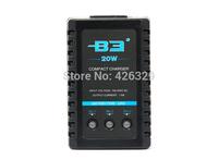 Free shipping wholesale 100pcs original ImaxRC B3 Intelligent battery balance charger B3 20W compact charger lipobattery charger
