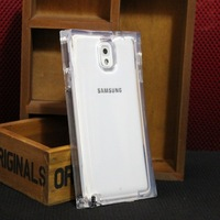 Hot Summer Zenus Avoc ICE CUBE Cases ICE BLOCK Transparent Phone Case Cover For Samsung Galaxy S3 S4 S4 Note 2 3 N9000