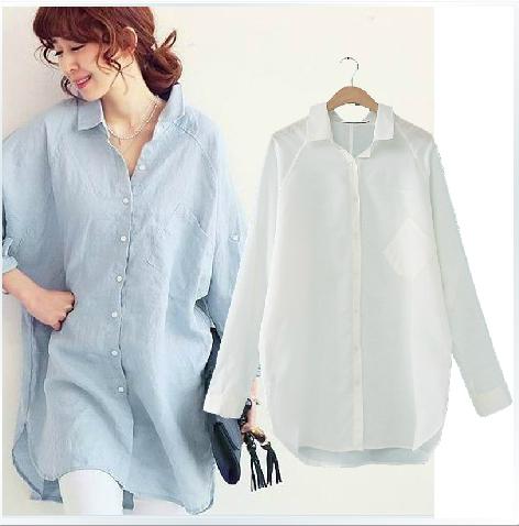 Women'S Linen Blouse 97