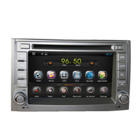 Android 4.2 OS 6.2 inch Capacitive Touch Screen Special Car DVD Player For HYUNDAI H1 2011-2012