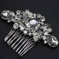 Fish Crystal Combs Bridal Hair Accessories Hair jewelry Wedding Jewelry Wedding Accessories