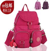 2014 bolsas Fashion women's multifunctional backpack small backpack shoulder bag messenger bag chest pack nylon cloth women bag