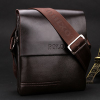 Free Shipping New Arrived brand leather with pu men bag fashion men messenger bag business shoulder bag