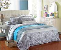 Dedding 100% Cotton Quilt, Textile Bedding Sets,Duvet Cover Set (1 Quilt / Bed cover 1 / Pillowcase 2),Free Shipping!