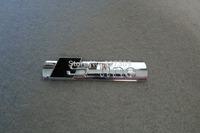 50pcs/Lot Wholesale ABS SLINEChrome Black Color Emblems  Badges