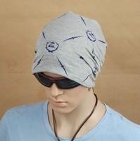 Summer thin cotton skullies turban hat fashion sun beanies for men toucas de inverno gorros womens pullover