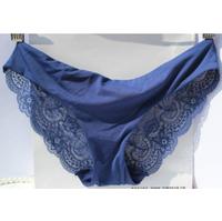 Ladies' New VS /Pink Comfort  lace panties Women's Seamless Underwear Panties Briefs 5 pcs/lot