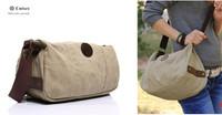 canvas bag men women messenger bags vintage concise sport bag mochila