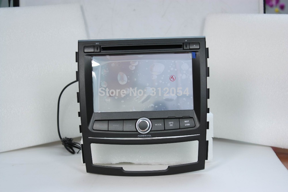 Android4.04 car pc for SsangYong Korando,7INCH,DVD,GPS CortexA10 1.2GHZDUALCORE,1GBDDR3,8-32G,3G,WIFI,3D,PIP,IPOD.TVRADIO.(China (Mainland))