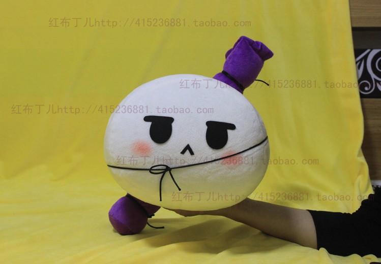 13.7'' Axis Powers Hetalia APH Japan / Japaness Dango Cushion 100% Handmade Custom Plush Toy Cos Props(China (Mainland))