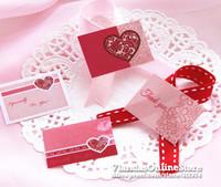 Wholesale 800Pcs Rectangle Shape Thank You Adhesive Sticker Gift Sticker 3.5*2.5cm, STK-183