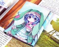 NEW!Japan anime DATE A LIVE Wallet Cartoon Purse wholesale birthday gift