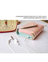 Promotion!2014 new multifunction women wallets, Coin Case clutch purse for iphone,Galaxy.case iphone 4/5 wallet