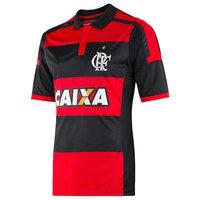 A+++ Top Thai Quality Flamengo new 14 15 Brasil  Club Home Soccer Jersey Sports men brazil Football Wear T Shirt Futbol Kit