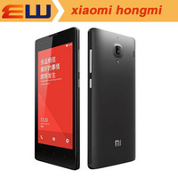 Original Xiaomi Red Rice 1S Xiaomi Hongmi 1S 4.7'' Redmi WCDMA Quad Core Qualcomm MSM8228 Mobile Phone 8mp Dual SIM Android 4.2