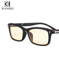Mainetti 2013 computer radiation-resistant glasses male Women anti fatigue blu ray goggles