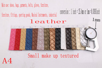 2014 Small make up textured leather retail and wholesale