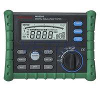MASTECH factory wholesale 2500V Digital Insulation Tester MS5205