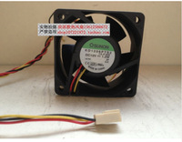 The originalSUNON KD1206PTS2 6025 DC12V 1.2W 6cm 3 lines radiating fan