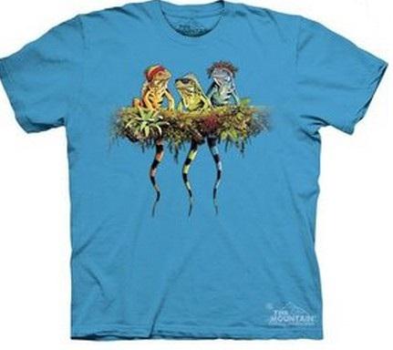Женская футболка The mountain 3D t 100% *
