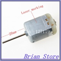 Car Door Lock DC Motor  12V 11800RPM Aslong fc-280sc-20150  denso Electric machine motor
