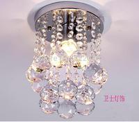 LED 3W Free shipping Luxury Modern crystal chandelier lighting 120mm 110V--240V