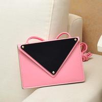 Cat bag 2014 Colorant Match Mini Envelope Small Bag Mirror Bag Messenger Bag m08-035