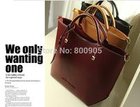 retail fashion shoulder women handbag lady pu leather bags casual  hand bag for ladies classic quality handbags