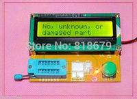 1pcs new Digital led ESR Meter Transistor Tester Diode Triode Capacitance MOS PNP NPN DIY