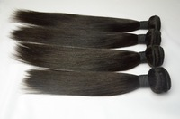 wholesale 3pcs lot virgin cambodian human hair extension straight weave 100% unprocessed from a single donor cuticles are intact