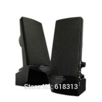 CAMAC CMK-858 II AC Power Portable Music Speaker for PC / Laptop - Black