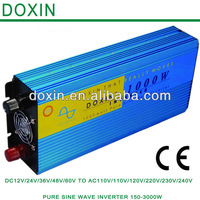 Factory Directly Selling! Household Invertor Solar Hybrid Off-Grid DC To AC Pure Sine Wave Inverter 1000W 12V 220V For Home Use