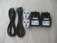 8-into-new original TalkTalk 200Mbps powerline adapter homeplug adapter PLC modem INT6400 chip support IPTV free shipping