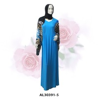 Free shipping women islamic clothing islamic abaya muslim dress abaya