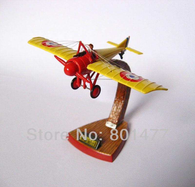 WWI French Morane Saulnier Type N Fighter Aircraft Airplane Model Sora Mononofu Gaiden AF3,free shipping(China (Mainland))