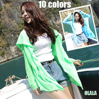 OLALA fashion ladies hooded blouses shirt  tops for women blouse women's clothing summer autumn 2014 new T122