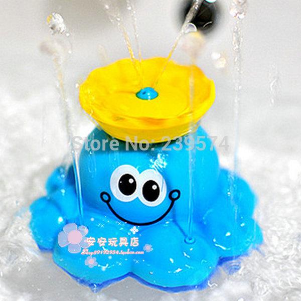 Livraison gratuite cadeau de bain pour bébés jouets rotaryvernis arrosage automatique petite baleine jouets de natation sassy( pas- 009)